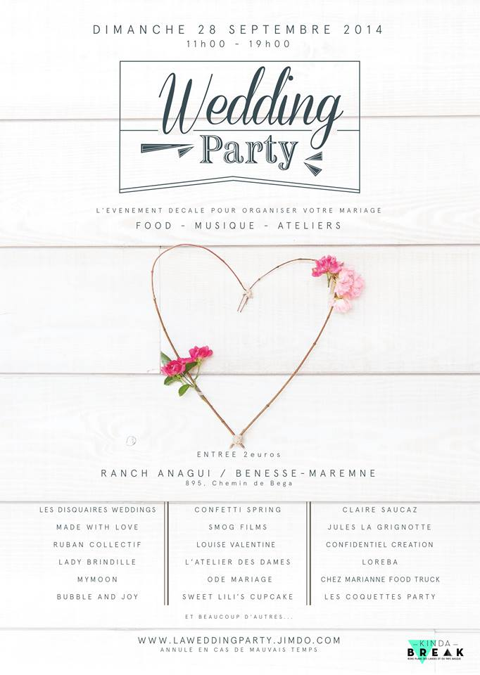 affiche-WeddingParty