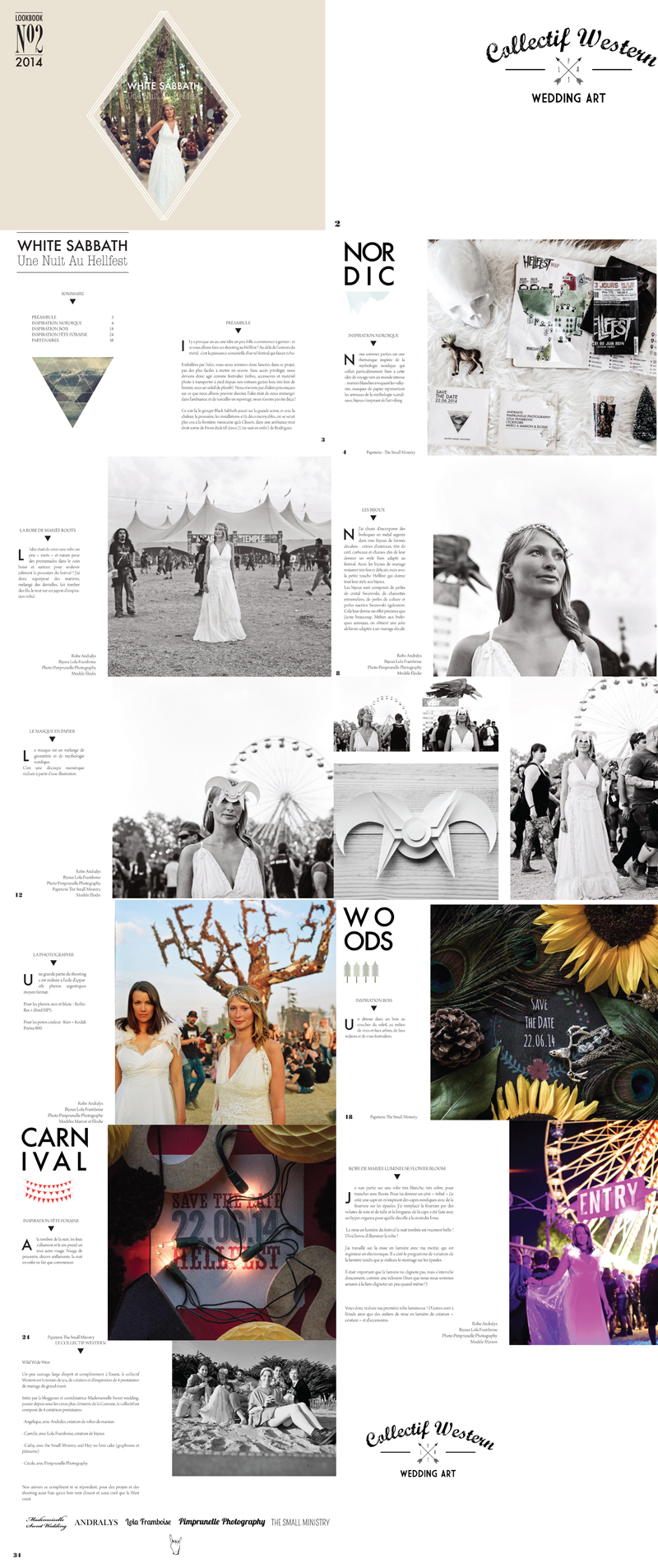carnet inspiration mariage festival musique