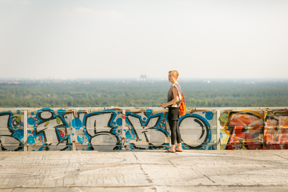 Fran-Burrows-funky-wedding-teufelsberg-Berlin (15)