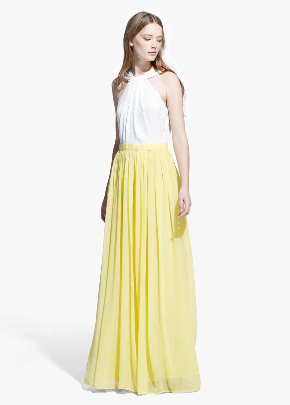 Robe Mango Bicolore 99,99 Euros