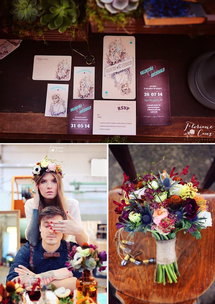 Deco-mariage-steampunk - F.CAUX (1)