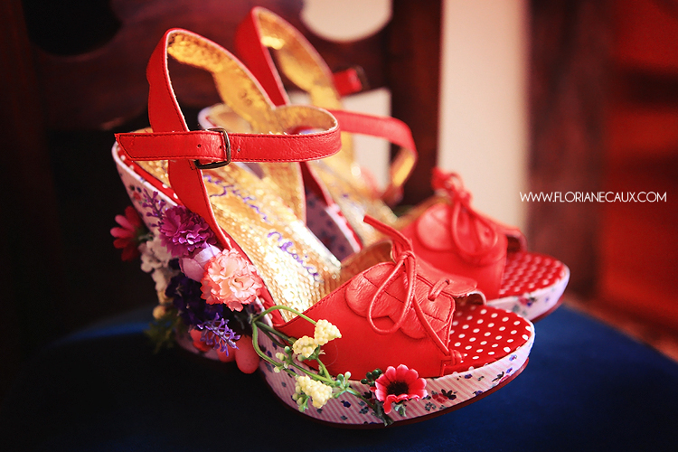 Chaussures : Irregular choice