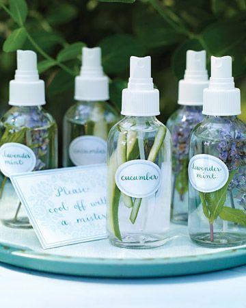 spray rafraichissant-Cadeaux invités-funky Wedding