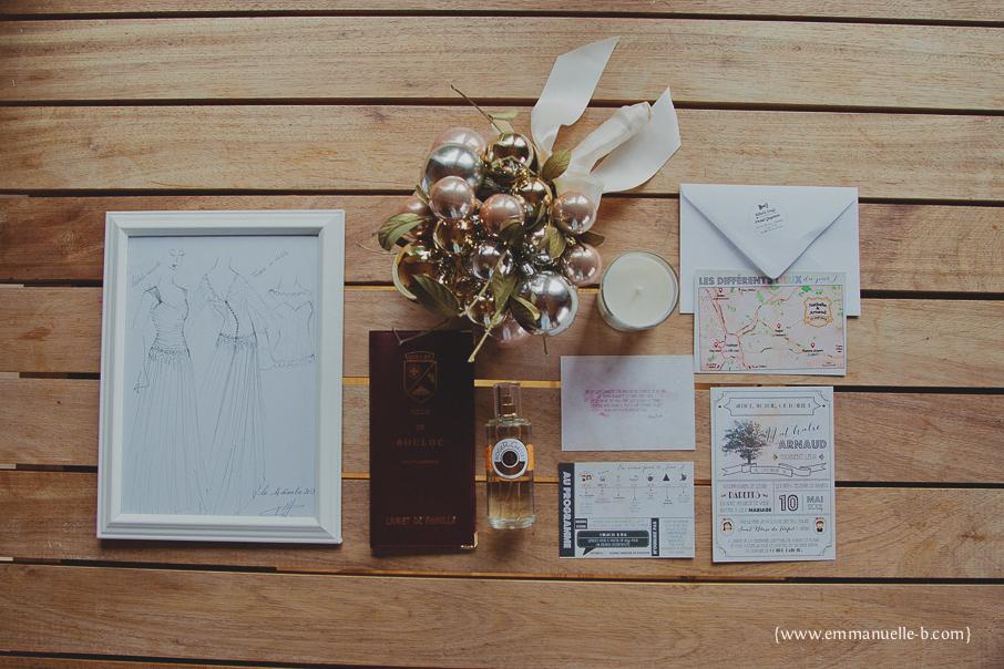 mariage-retour-vers-le-futur-delorean-emmanuelle-B (10)