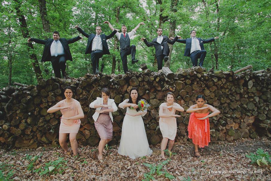 mariage-retour-vers-le-futur-delorean-emmanuelle-B (64)
