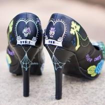 chaussures de mariées personnalisées Middo Shoes