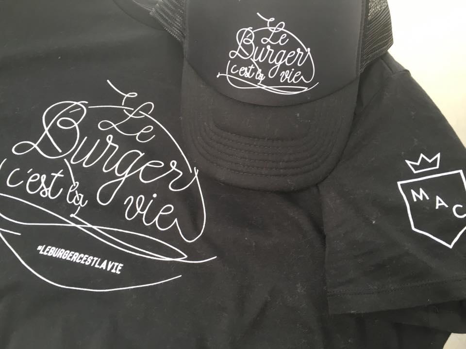 Mac burger c'est la vie