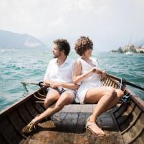 elopement, une fugue en amoureux sur un lac italien