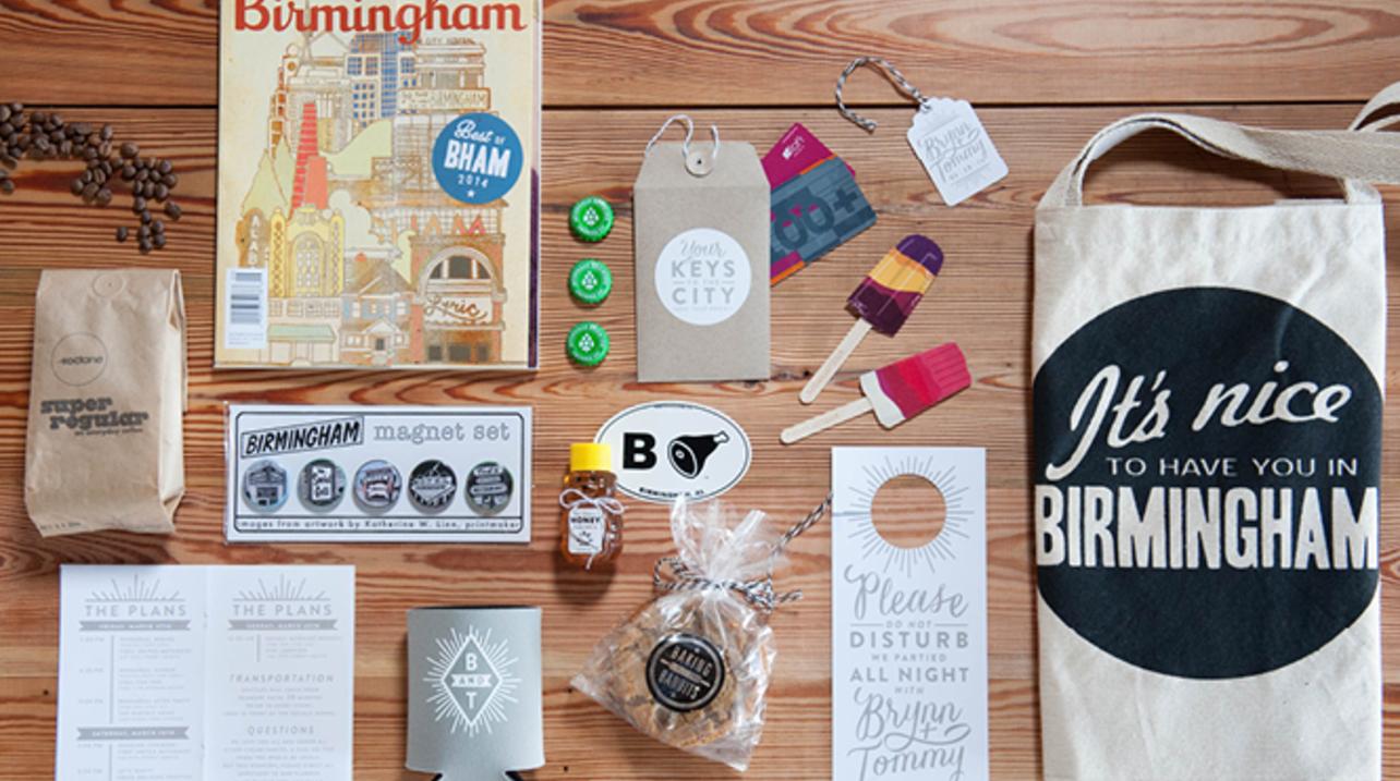 wedding welcome bag ideas - Wedding Decor Ideas