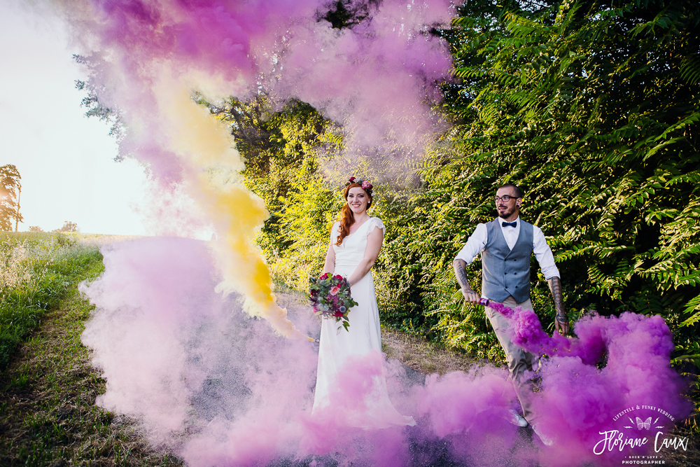funky wedding la cool et budget friendly - Photographe Mariage Toulouse Pas Cher